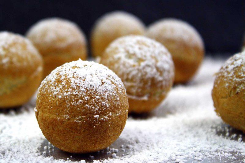 Gluten Free Lemon Cake Balls