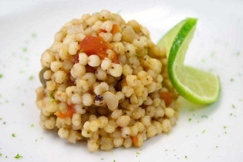 Gluten Free Spanish Pearled Sorghum Grain