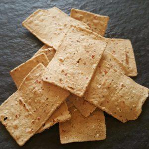 Gluten Free Sorghum Chips