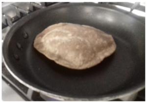 Waxy Sorghum Bread