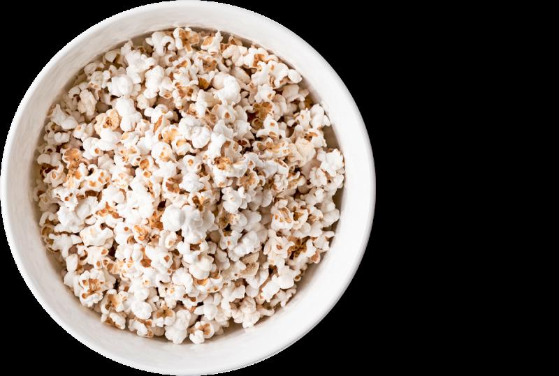 Gluten Free Popped White Sorghum Grain