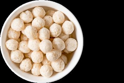 Gluten Free Sorghum Puff Balls