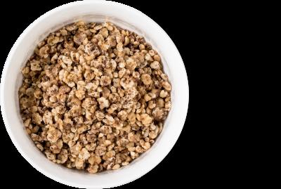 Gluten Free Waxy Sorghum Crisps