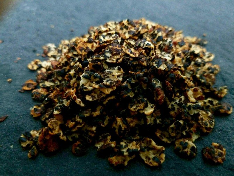 Black Sorghum Flakes